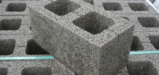 Как делать блоки из керамзита своими руками