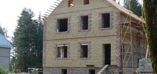 Чем еще можно обшить дом из керамзитоблоков снаружи