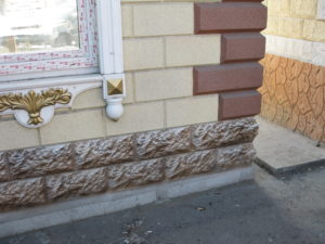 Для покраски стен блоками гидрофобизатор для фасадного камня