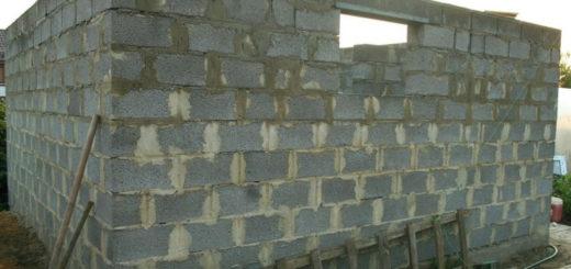 Плюсы керамзитных блоков