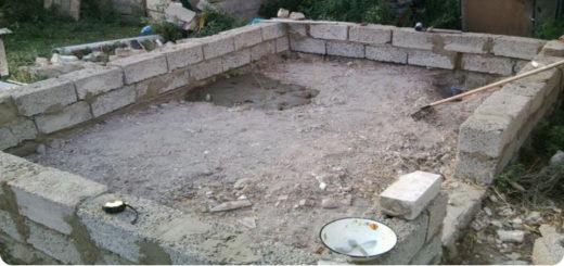 Какой фундамент нужен для дома из керамзитобетонных блоков
