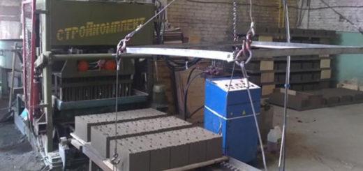 Технология производства керамзитных блоков