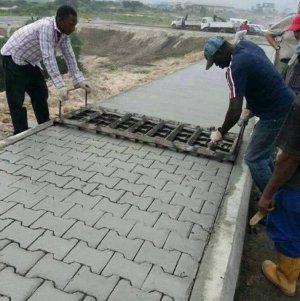 Тротуарная плитка своими руками изготовление и технология