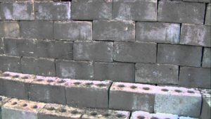 Виды укладки керамзитобетонных блоков