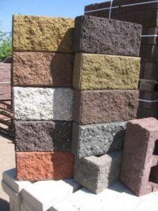 Последовательность действий при покраске стен из керамзитобетонных блоков