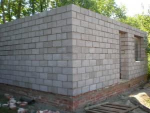 Плюсы использования керамзитобетонных блоков для бани
