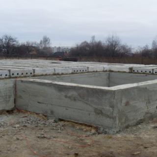 Технология заливки монолитной плиты на ленточный фундамент