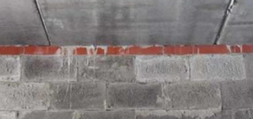 СНиП. Опирание на кирпичную стену плиты перекрытия