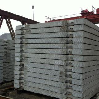 Для чего применяют железобетонные плиты при строительстве дорожного покрытия
