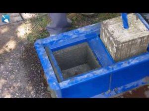 Как изготовить керамзитоблоки своими руками
