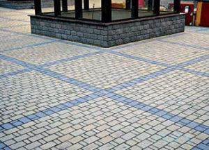 Технология укладки тротуарной плитки - СНиП