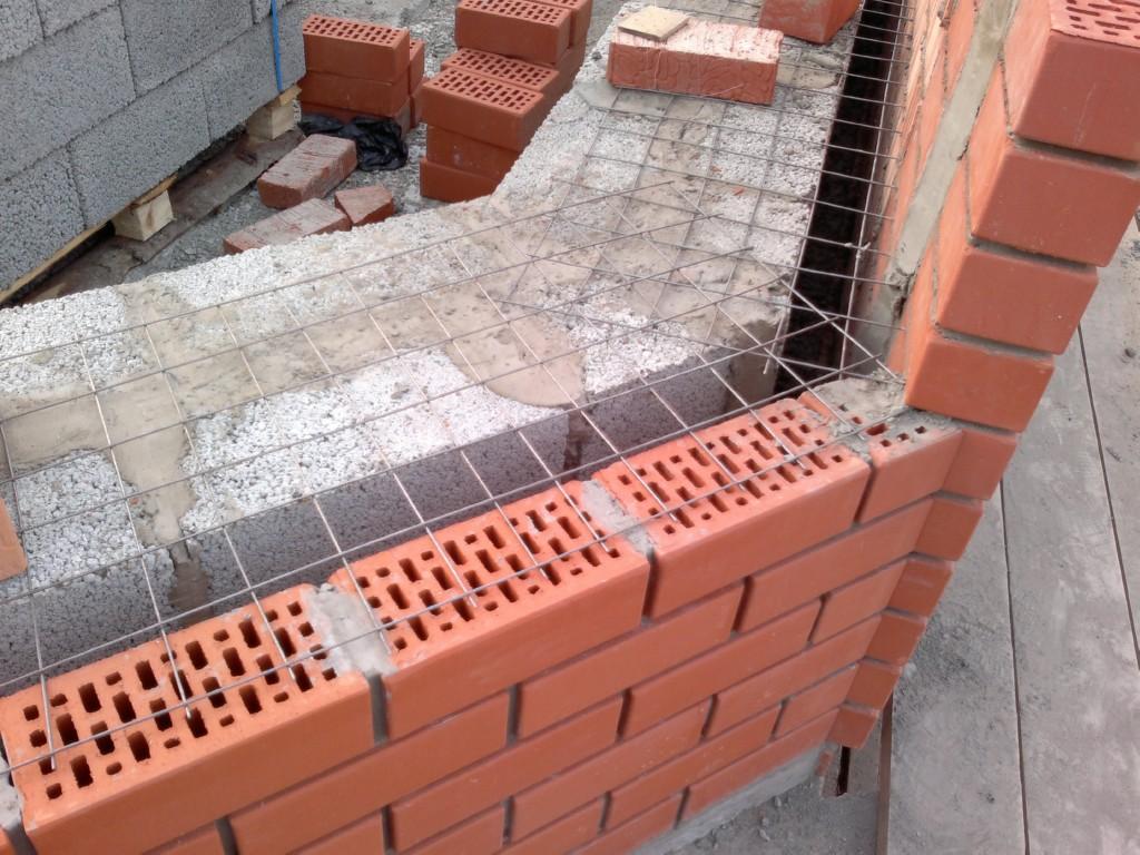 Утепление стен из керамзитобетонных блоков - Железобетонные конструкции и не только