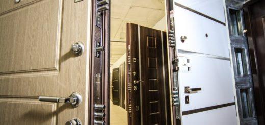 Стальные двери ВЫБОР модельный ряд с установкой в СПб