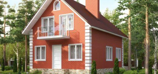 Как построить своими руками дачный дом?